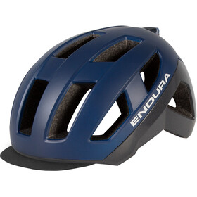 Endura Urban Luminite II Casco Hombre, navy blue
